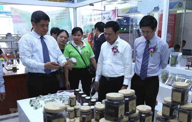 第19届越南国际农业展正式在河内开幕 hinh anh 1