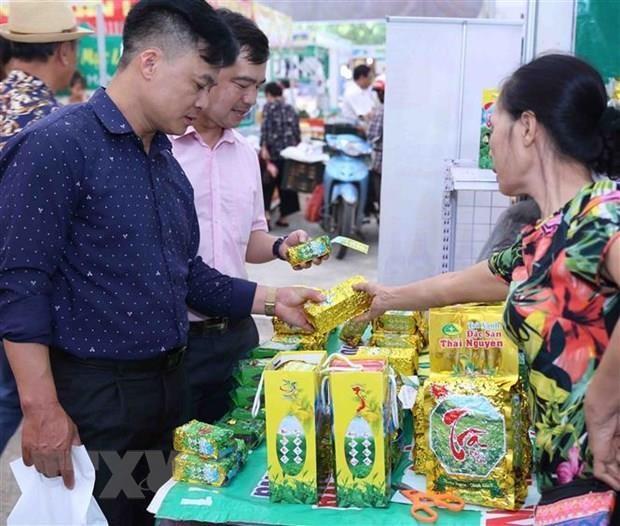 第19届越南国际农业展正式在河内开幕 hinh anh 2