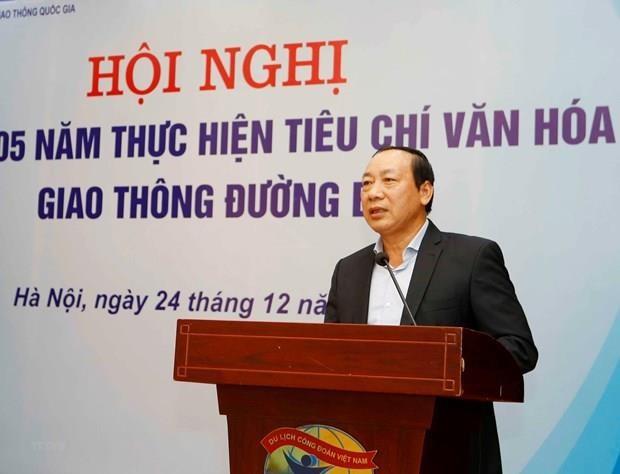 政府总理对原交通运输部副部长阮洪长给予撤职处分 hinh anh 1