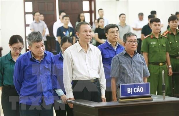 越南社会保险公司一案:两名原总经理获重刑 hinh anh 1