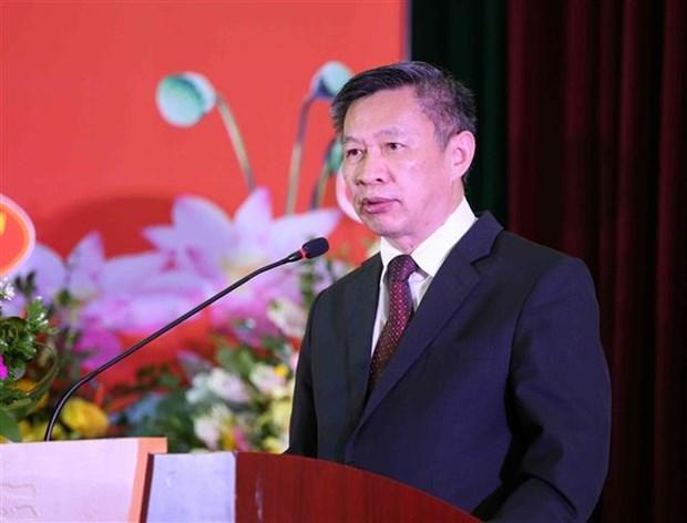 进一步加强越南与白俄罗斯友好、团结与合作 hinh anh 2