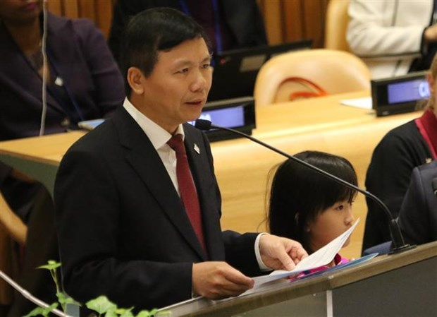 越南加入《保护每个儿童的每项权利的全球承诺》 hinh anh 2