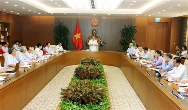 越南政府副总理王廷惠:完善吸引FDI 的相关法律 着力加快公共资本到位进度 hinh anh 1