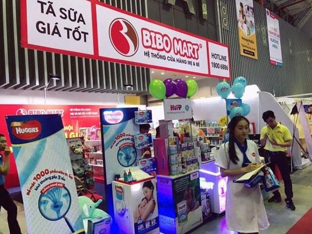 妇幼用品和服务国际展览会首次在河内举行 hinh anh 1