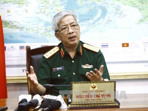 越南国防部为2020东盟轮值主席年的成功作出充分准备 hinh anh 1
