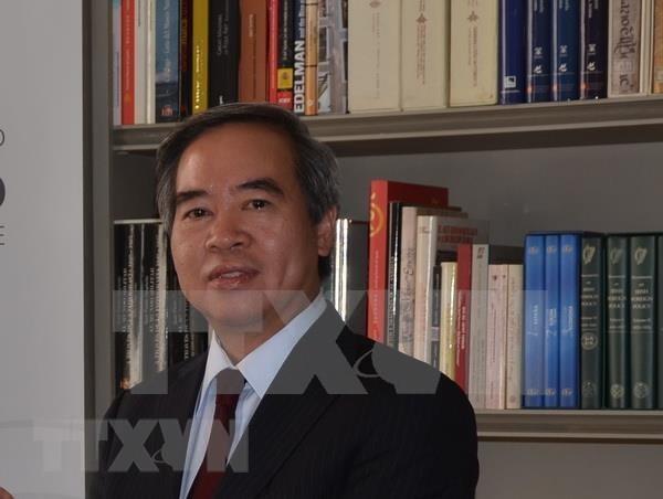 欧洲理事会和欧洲议会希望促进与越南的合作关系 hinh anh 1