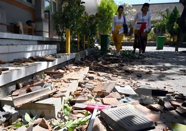 印尼安装400台地震传感器 可提前15-30秒预警地震 hinh anh 1