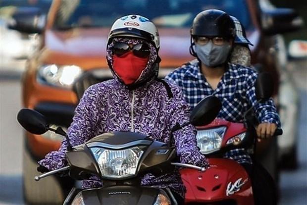 河内环境保护分局:空气质量差主要由粉尘污染造成 hinh anh 2