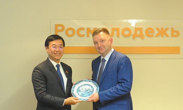 进一步增强越俄两国青年的合作与交流 hinh anh 2