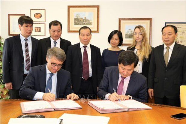 越南与意大利加强反腐败领域的合作力度 hinh anh 2