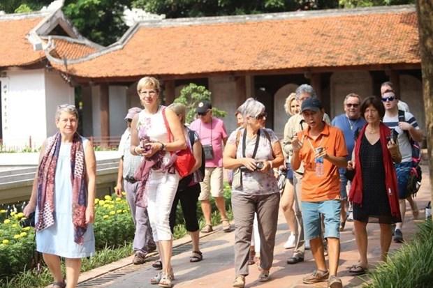 2019年前9月越南国际游客到访量达1290万人次 hinh anh 1