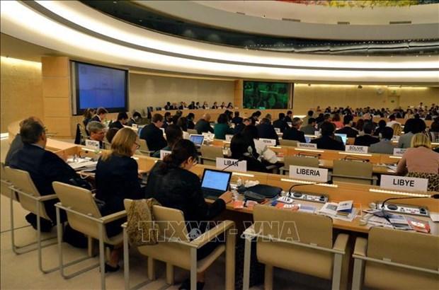 联合国人权理事会第42次会议闭幕 hinh anh 1