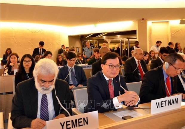 联合国人权理事会第42次会议闭幕 hinh anh 2