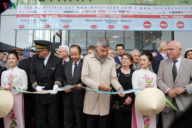 在法国推广越南文化 hinh anh 1