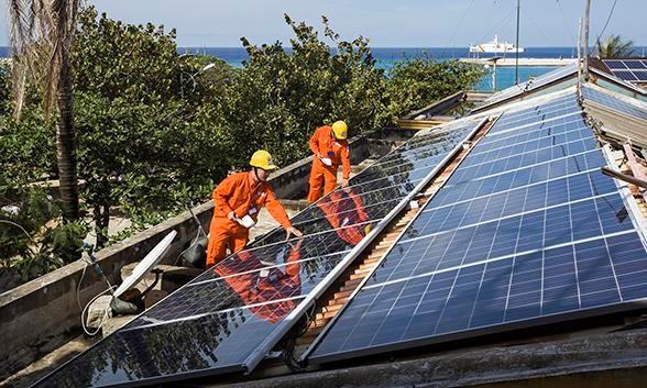 越南努力节约与高效利用能源 hinh anh 1