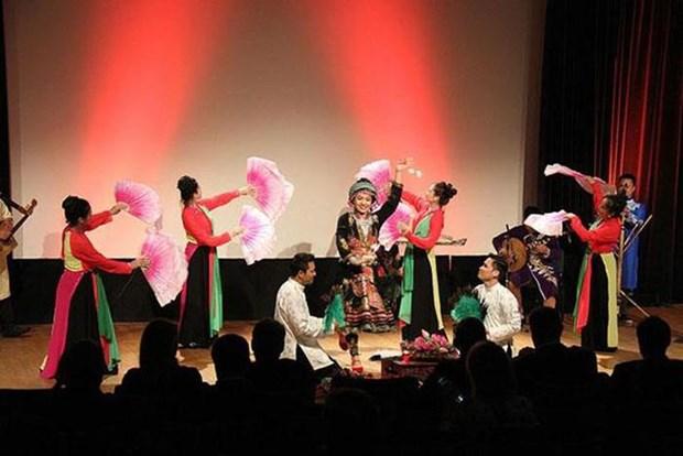 越南特色文化亮相法国梅斯市国际博览会 hinh anh 2