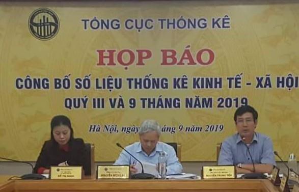 2019年前9个月越南GDP增长6.98% 创九年来新高 hinh anh 1