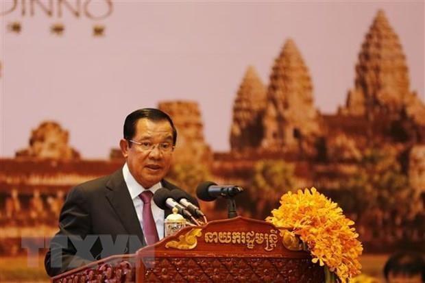 柬埔寨首相即将对越南进行正式访问 hinh anh 1
