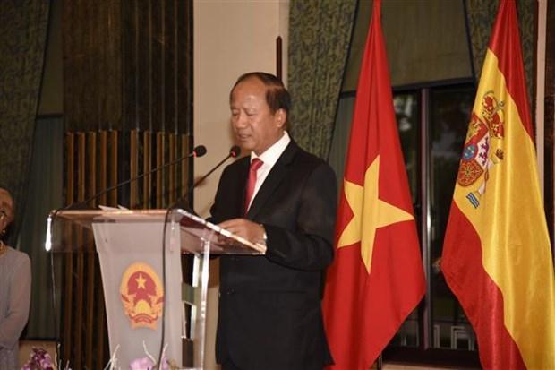 越南与西班牙战略伙伴关系前景广阔 hinh anh 2