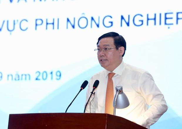 王廷惠副总理:非农集体经济取得长足进展 hinh anh 1