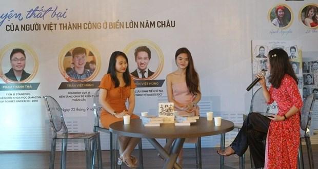 《越南智慧名扬五大洲》书籍问世 推介为国奉献者 hinh anh 1