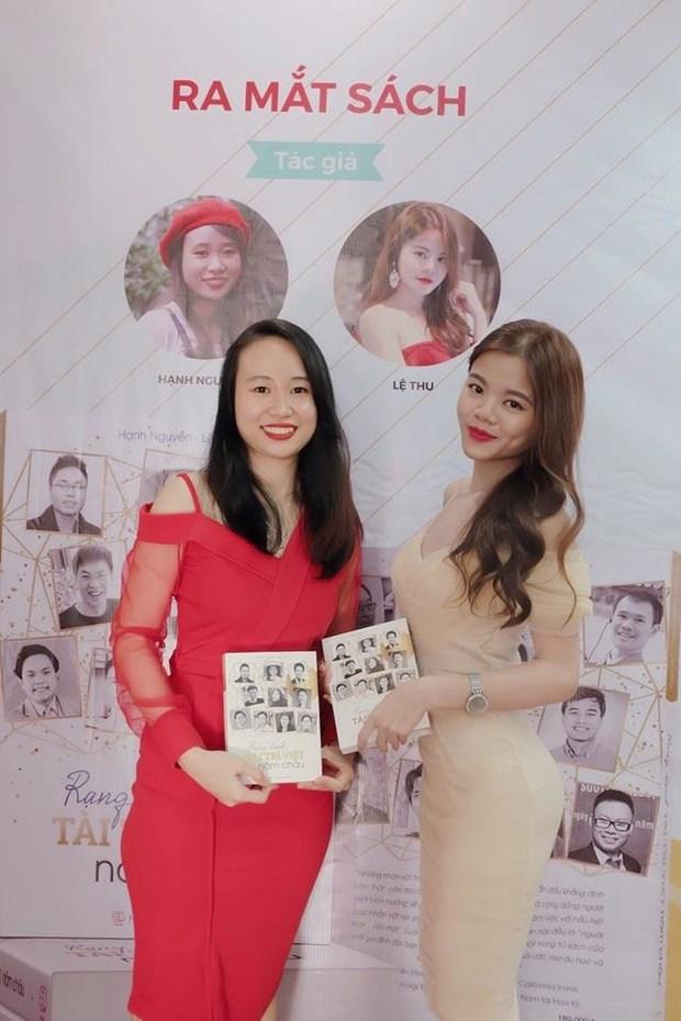 《越南智慧名扬五大洲》书籍问世 推介为国奉献者 hinh anh 2