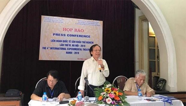 第四届国际实验戏剧节吸引8个国家艺术团参加 hinh anh 2