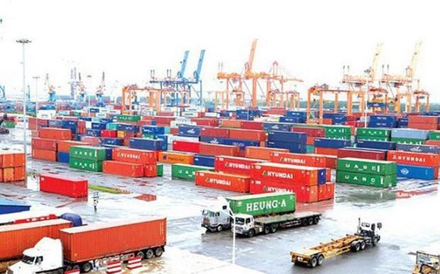 2019年前9月越南贸易顺差额为58亿美元 hinh anh 2