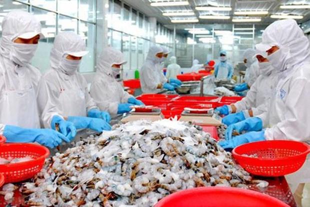 中国公布满足对该国出口条件的665家越南水产品出口企业名单 hinh anh 1
