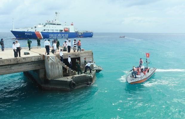 印度舆论谴责中国在越南专属经济区采取的行为 hinh anh 1