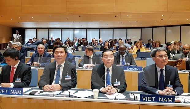 越南出席世界知识产权组织成员国大会第五十九届系列会议 hinh anh 1