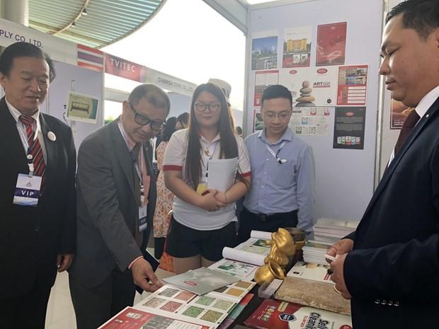 泰越国际贸易促进(扩大)会议有助于促进越泰战略伙伴关系发展 hinh anh 2