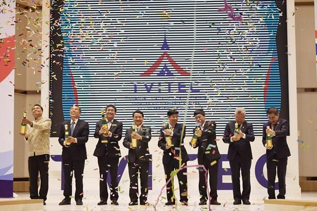 泰越国际贸易促进(扩大)会议有助于促进越泰战略伙伴关系发展 hinh anh 1