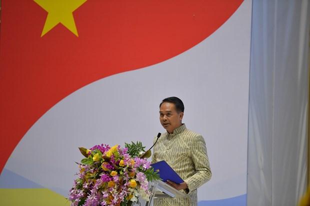 泰越国际贸易促进(扩大)会议有助于促进越泰战略伙伴关系发展 hinh anh 3