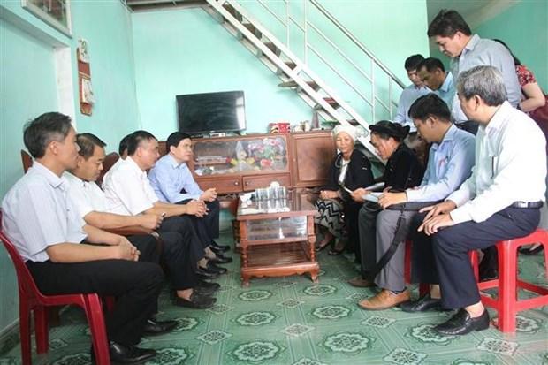 全国53个少数民族经济社会发展状况调查活动启动 hinh anh 1