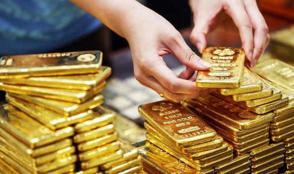 10月2日越南国内黄金价格上涨25万越盾 hinh anh 1