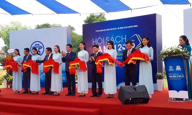 举办河内图书节有助于促进阅读文化发展 hinh anh 2