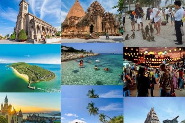 越南庆和省接待游客人数超过560万人次 hinh anh 1