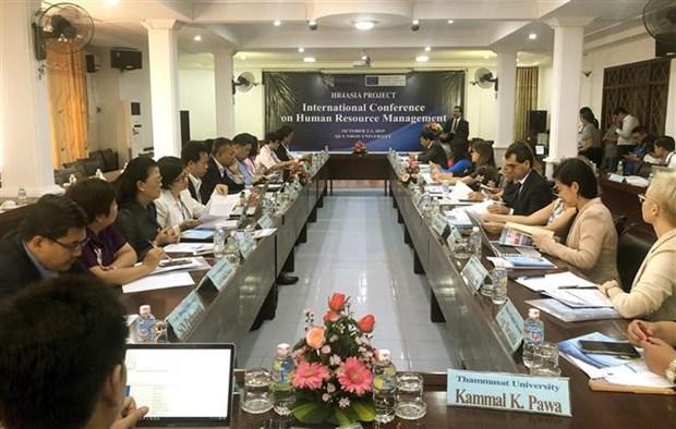 东南亚高校务实推进人力资源开发合作 hinh anh 1