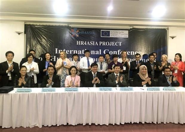 东南亚高校务实推进人力资源开发合作 hinh anh 2