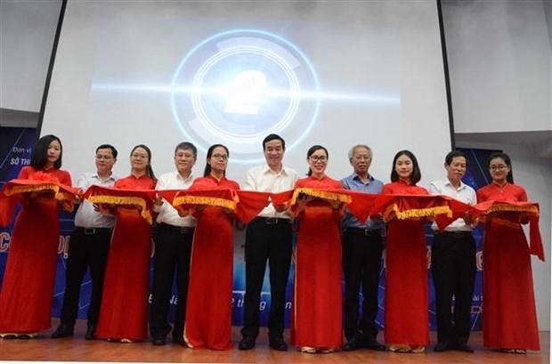 岘港市在线公共服务平台正式投入使用 hinh anh 1