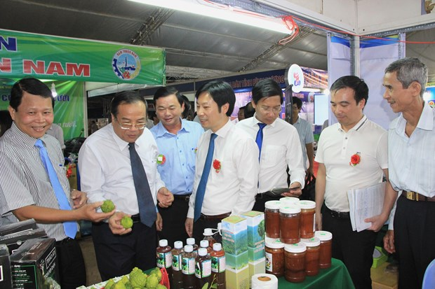 越南东南部农业与贸易展览会开幕 hinh anh 2
