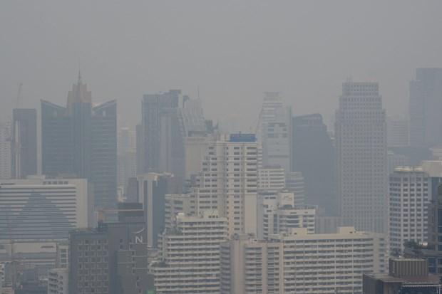 泰国:巴育·占奥差召开紧急视频会议 应对气候变化 hinh anh 1