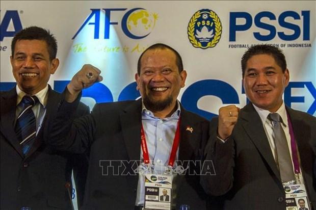 马塔里提当选印尼地方代表理事会主席 hinh anh 1