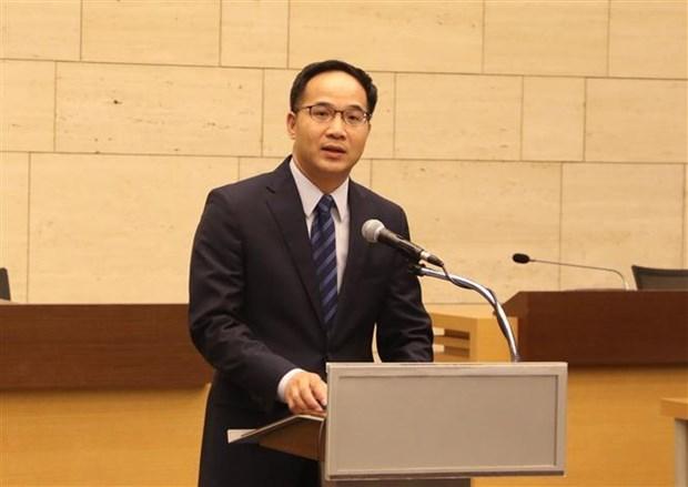 河南省欢迎韩国经济界对该省投资 hinh anh 3