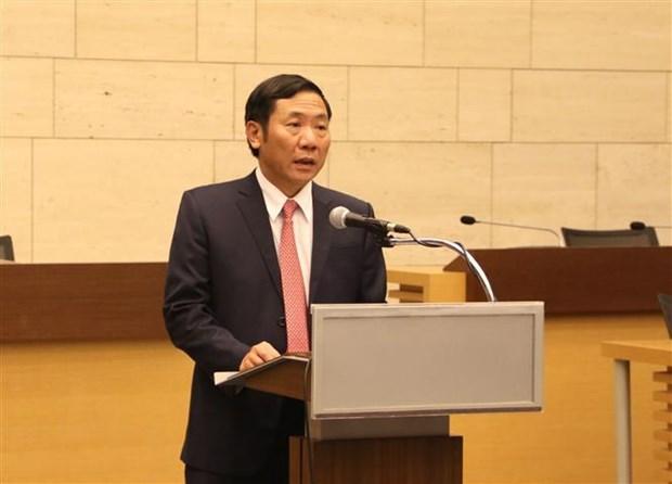 河南省欢迎韩国经济界对该省投资 hinh anh 2