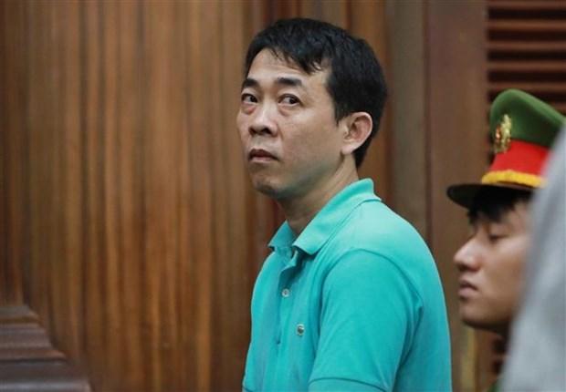 抗癌制假案件:判处两名主谋有期徒刑17年和20年 hinh anh 2