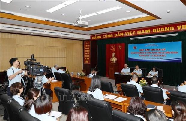 第十三届亚欧海关署长会议即将在越南召开 hinh anh 1
