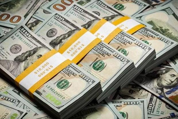 10月3日越盾对美元汇率中间价下调2越盾 hinh anh 1