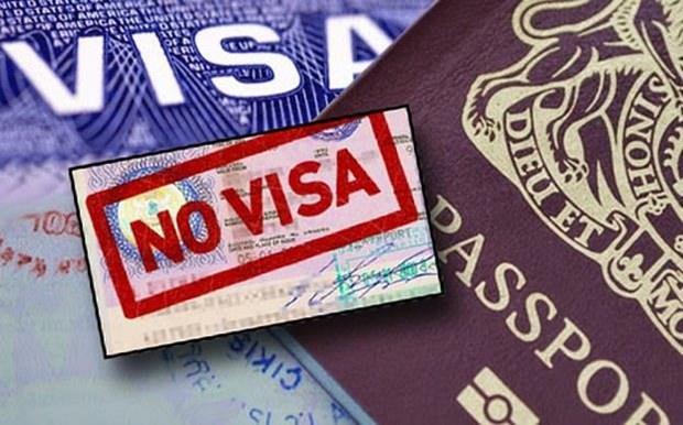 韩国免收越南公民短期签证费 hinh anh 1